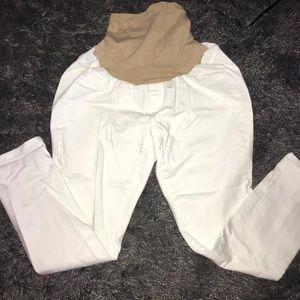 Jessica Simpson White Jeans